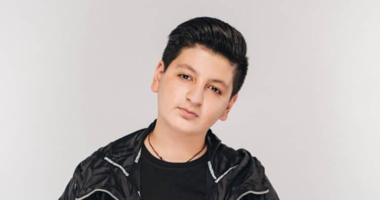 Aleksandre Zazarashvili Wins The Voice Kids Ukraine Singing Competition