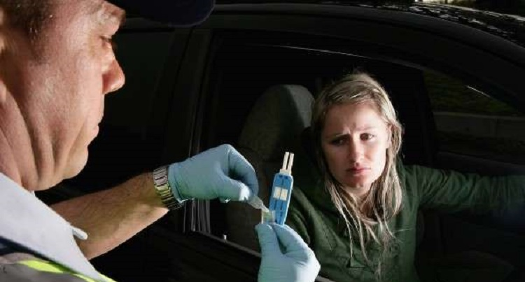 Driving under the influence of drugs criminal offence as of
