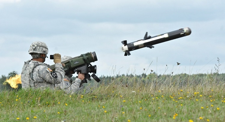 Georgia purchased all US anti-tank Javelin missiles required