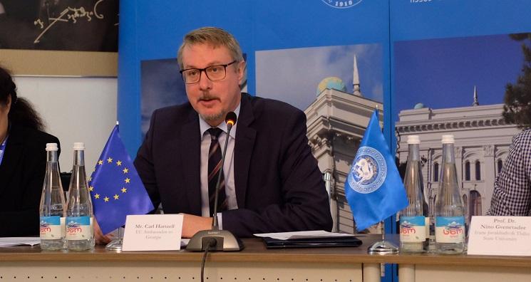 Georgia Current Events 2020.Eu Ambassador Quick Deal Between Georgian Ruling Party