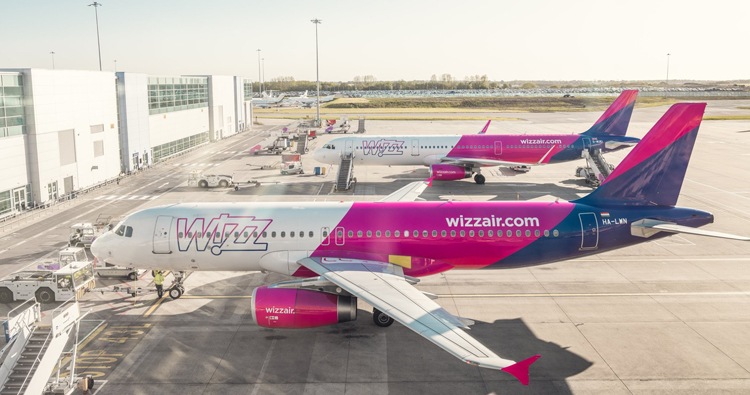 Wizz Air Reduces Flights From Georgia To Italy As Coronavirus Fears Hamper Demand