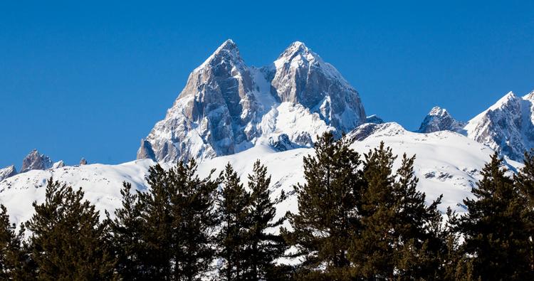 Human remains found on Georgia's Mount Ushba