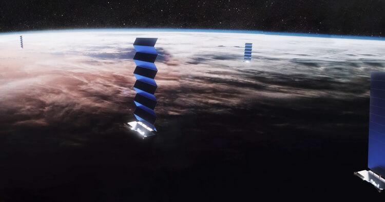 SpaceX rocket deploys 60 Starlink satellites into orbit