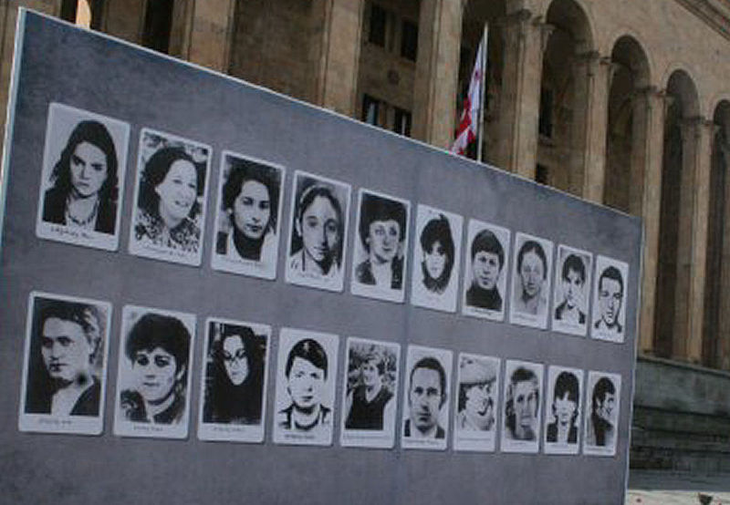 27 Years On From April 9 Tragedy Georgia Remembers Heroes Who Died For The Countrys Independence