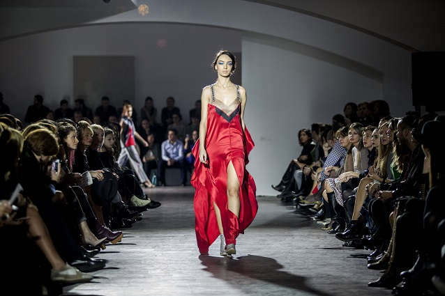 High Quality The First Day Of Mercedes Benz Fashion Week Tbilisi Opened Last Night With  A Runway Show By Local Designer Avtandil Tskvitinidze Under His Label  AVTANDIL.