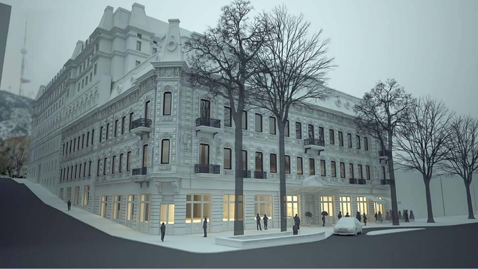 Hyatt Regency Luxury Hotel Ahead For Tbilisi