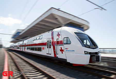 Image result for tbilisi train