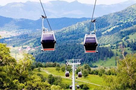 Summer Season Kicks Off In Georgia S Mountain Resort Of Bakuriani