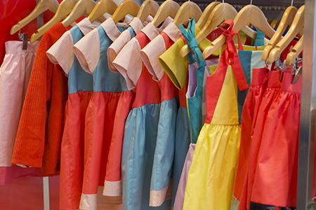 Georgian-made children's clothes now selling in UK