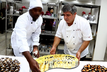Prison culinary course helps inmates find jobs