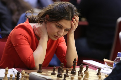 Chess: Two Georgian players among top 10 in world