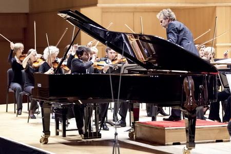 Young piano talent Luka Okros claims Scottish International Piano