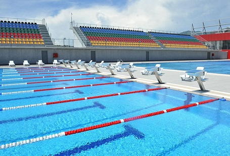 Tbilisi Olympic Pool Opens To The Public