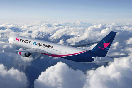 Georgian air market expanding with new local airline company Myway