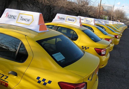 Georgia's Competition Agency looks into whether Russia's Yandex Taxi