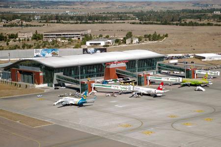 aeroporti tbilisi