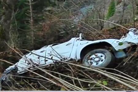 Missing German citizen dies in car accident in mountainous Mestia
