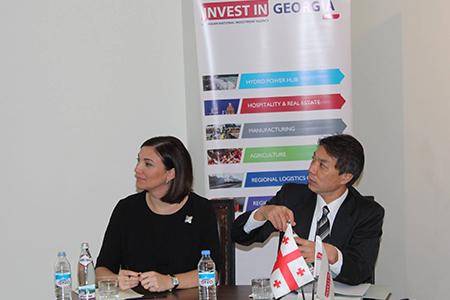 Japanese investors explore Georgia, promote mutual trade
