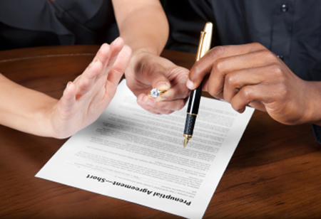 12 Prenuptial Agreements Signed In Georgia In 2015