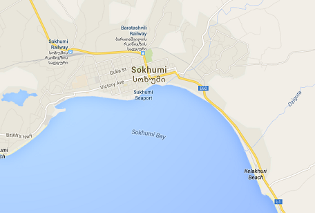 Google Maps Changes Sukhumi To Sokhumi Following Georgia S Request