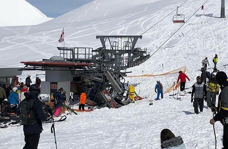UPDATED: Ski-lift accident in Gudauri leaves 11 with minor