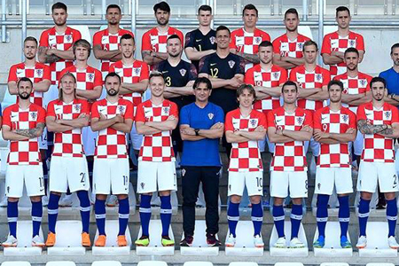00c7c1151 Georgia produces uniforms for Croatian National Football team