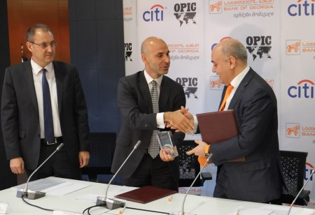 BoG receives $10 million USD financing package from OPIC, Citi