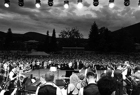 Best Georgian opera voices unite for a greener city