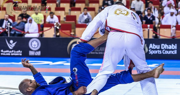 Gold, silver medals for Georgian wrestlers at Abu Dhabi Jiu