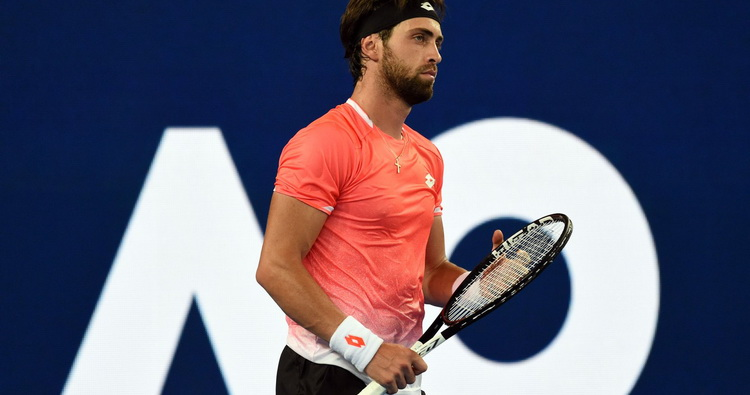 Image result for basilaShvili in australian open